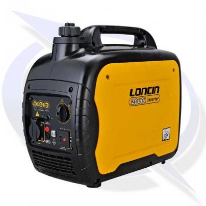 LONCIN LC2000I 2KVA/1.6KW Dual-Fuel LPG INVERTER SUITCASE GENERATOR