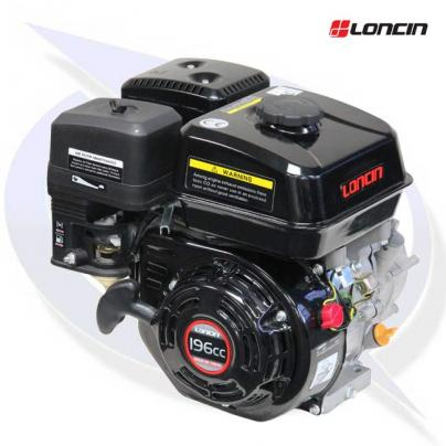 """Loncin G200F-P Engine with 3/4"""" Shaft - Replaces Honda GX200"""