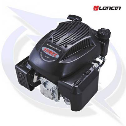 """Loncin LC1P65FA Engine with 7/8"""" Vertical Shaft - Lawnmower / Go-Karts"""