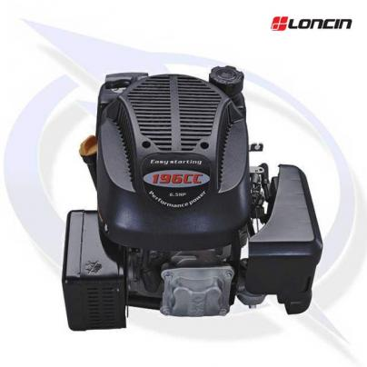"""Loncin LC1P70FA Engine with 7/8"""" Vertical Shaft - Lawnmower / Go-Karts"""