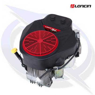 Loncin LC2P80F 19.3HP V Twin Vertical Engine