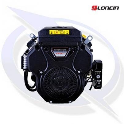 Loncin LC2V78FD-1 19.7HP V Twin Horizontal Engine