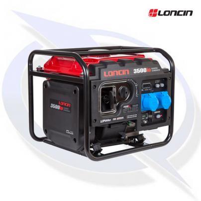 Loncin LC3500iO 3.0kw 230V Inverter Framed Generator