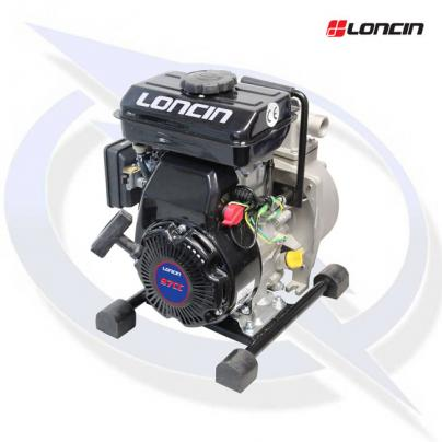 "Loncin LC25ZB21-1.2Q 1"" Petrol Powered Water Pump"