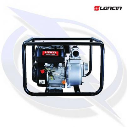 "Loncin LC50ZB30-4.5Q5 2"" 50mm Petrol Powered Water Pump"