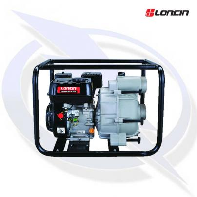 "Loncin LC80WB30-4.5Q 3"" 75mm Petrol Semi Trash Dirty Water Pump"