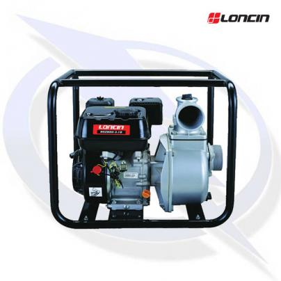 Loncin LC80ZB35-4.5Q 3 Inch Petrol Powered Water Pump