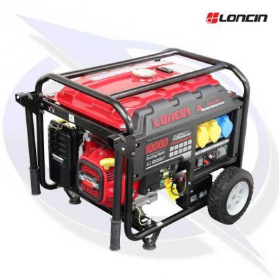 LONCIN LC10000D-AS 8KVA/8KW FRAME MOUNTED PETROL GENERATOR
