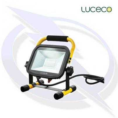 Luceco Site 110V portable work light