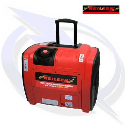 Neilsen SE2000ie 2100W Electric Start Digital Inverter Generator