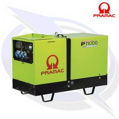Pramac P11000 10KVA/9KW Petrol Generator