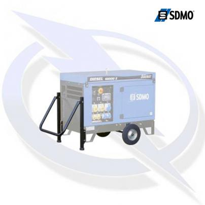 sdmo RKB5 wheel trolley kit for Diesel 10000E & 15000TE Silence generators