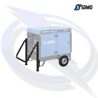 sdmo RKB3 wheel trolley kit for Diesel 6000E & 6500TE Silence generators