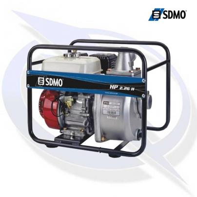 SDMO TR3.60H 2 Inch Petrol Powered High Pressure Water Pump