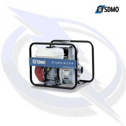 SDMO ST3.60H 3 Inch Petrol Powered Clean Water Pump