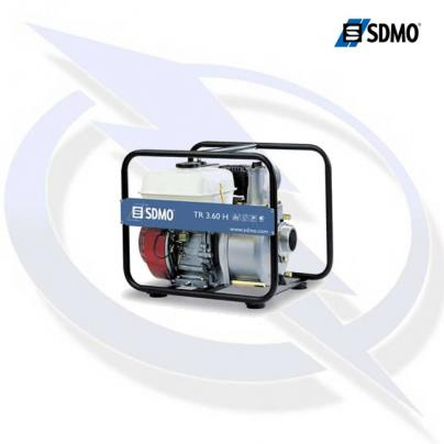 SDMO TR3.60H 3 Inch Petrol Powered Trash Water Pump
