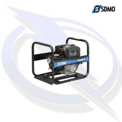 SDMO 'Trash 3' 3 Inch Diesel Powered Trash Water Pump