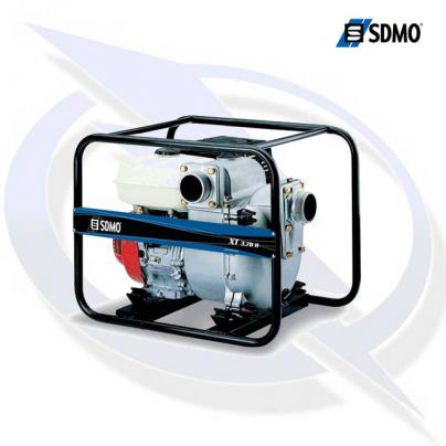 SDMO XT3 78H 3 Inch Petrol Powered Trash Water Pump