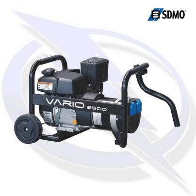 SDMO VARIO 2500W Petrol Framed Generator