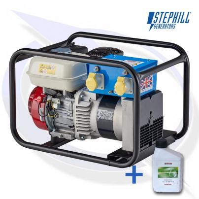 Stephill SE2700EC CTE 2.7kVA/2.2kW Honda Petrol Generator
