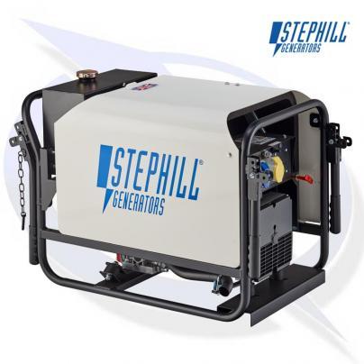 Stephill SE3000D 2.6kVA / 2.1KW Lombardini Canopy Diesel Generator
