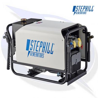 Stephill SE4000DL 4kVA/3.2KW Lombardini Canopy Diesel Generator