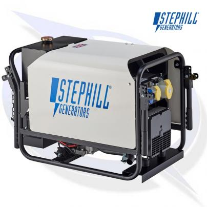 Stephill SE4000DLES (Electric Start) 4.0kVA / 3.2KW Lombardini Diesel Generator