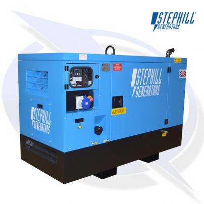 Stephill SSDK16W AVR 16kVA / 12.8kW Welfare Cabin Diesel Generator