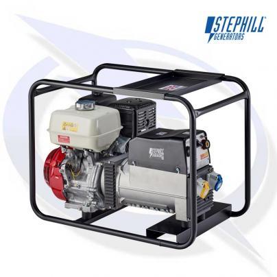 Stephill SW200DC 200AMP Honda Petrol Welder Generator