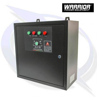 Warrior Multi Phase 100A 230V & 415V ATS Auto Transfer Switch