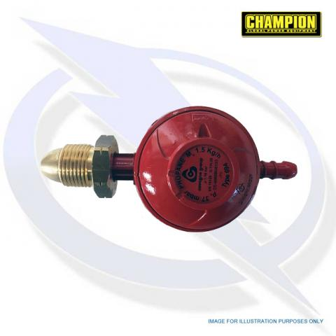 37mbar Propane Regulator for Champion CPG3500E2-DF & 73001I-DF generators