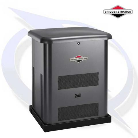 Briggs & Stratton G80 8kW/8kVA LPG OR Natural Gas Home Standby Generator