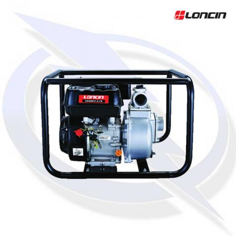 Loncin LC50ZB23-3.1Q 2 Inch Petrol Powered Water Pump