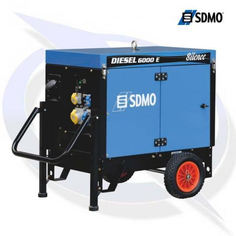 Sdmo E Silence Diesel Trolley on Kohler Engine Service Bulletins