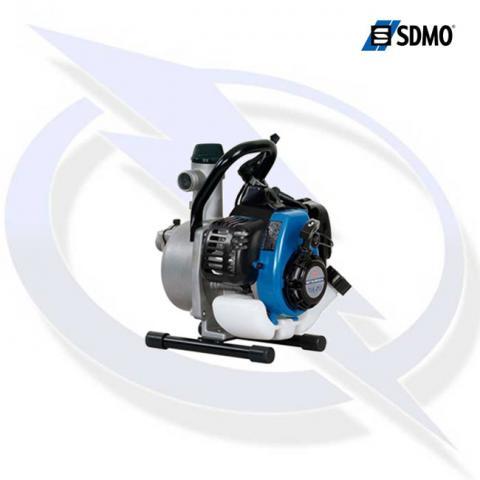 SDMO 'Clear 1' 1 Inch Petrol Powered Fresh Water Pump
