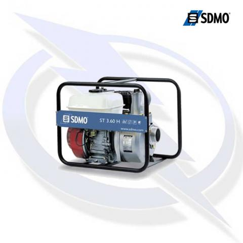 SDMO ST3.60H 3 Inch Petrol Powered Clean Water Pump