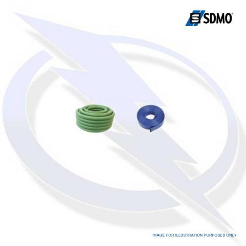 SDMO R16 Water Pump Hose Kit - 5m in, 10m out