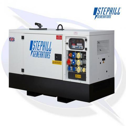 Stephill SSDK20M Generator - Kubota Diesel Engine | Energy