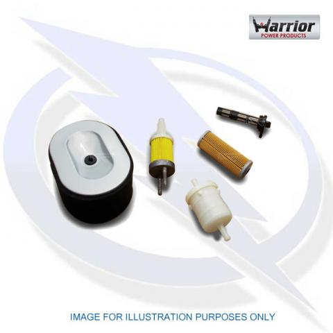 Genuine Service Kit for Warrior LDG12S3 Generator