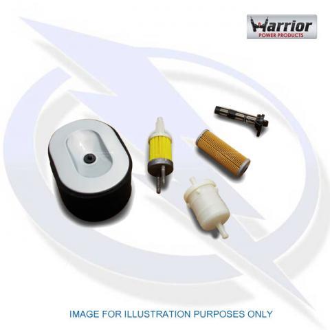 Genuine Service Kit for Warrior LDG6000S & LDG6500SV Generator