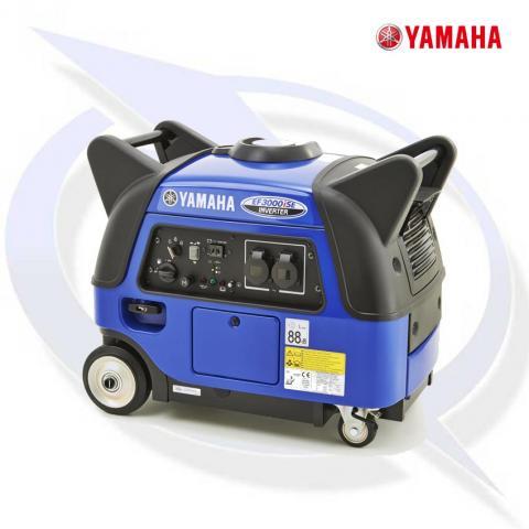 Yamaha EF3000ISE 3kW Petrol Inverter Generator