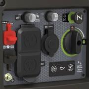 Champion 92001i-DF 2500 Watt Dual-Fuel LPG Mighty Atom Inverter Generator