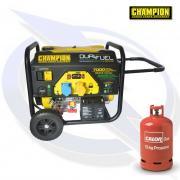 Champion CPG7500E2-DF 7000 Watt AVR Dual Fuel Generator