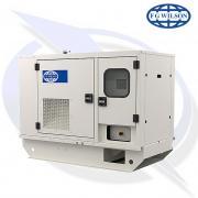 FG Wilson P14-6S AVR 14kva/14kW EU Stage 3A Diesel Canopy Generator