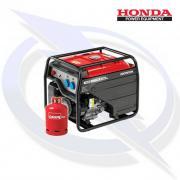Honda EG 5500CL 5.5kW/5kVA Specialist Framed Dual Fuel LPG Generator