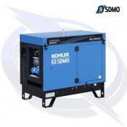 SDMO Diesel Silence 6000E AVR 6.5kVA/5.2kW MODYS Canopied Generator