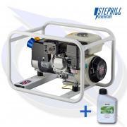 Stephill GE3300 3.3kVA / 2.6KW Honda Petrol Generator