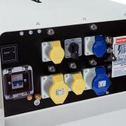 Stephill SSD6000S Super Silent 6kVA / 4.8KW Diesel Generator