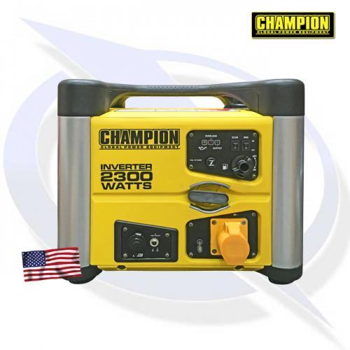 Champion Cpg9000e2 8000 Watt Avr Petrol Generator Energy