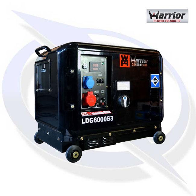 3 Phase Generators - Energy Generator Sales